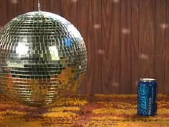 Pepsi Film Ad -  Disco ball