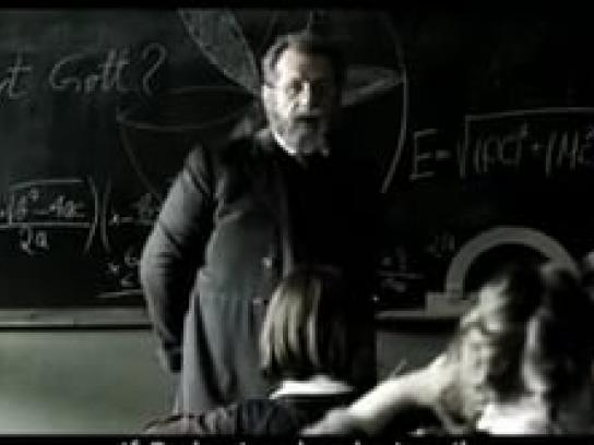 Goverment of republic of Macedonia Film Ad -  Einstein