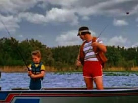 Toronto Ble Jays Film Ad -  Fishing