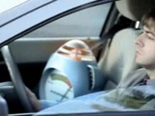 Nicorette Film Ad -  Driving