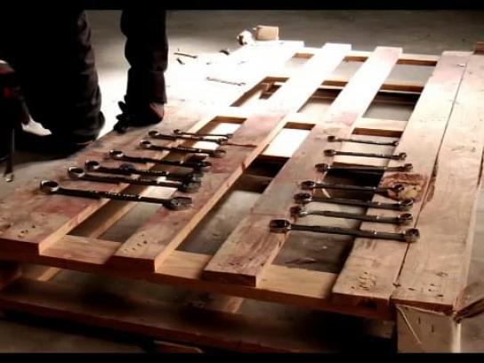 Craftsman Tools Film Ad -  Music experiment
