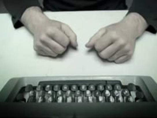 Pen Club Film Ad -  Finger