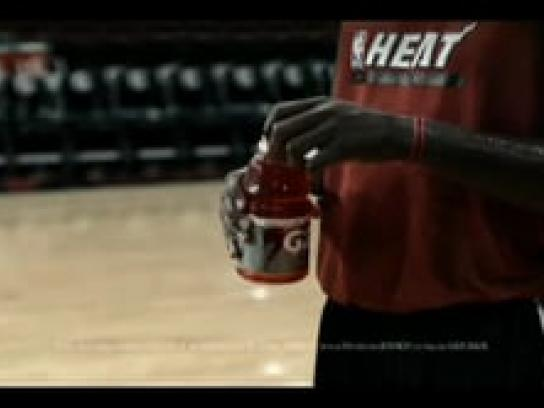 Gatorade Film Ad -  Float