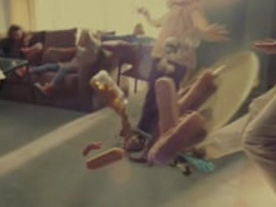 Mohawk Film Ad -  Frozen moment