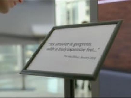 Cadillac Film Ad -  Gallery