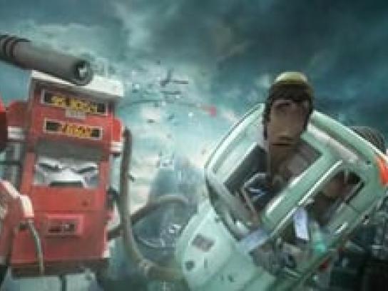 Michelin Film Ad -  Evil fuel pump