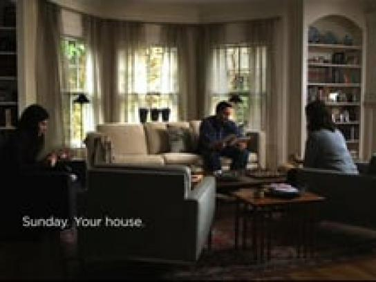 HBO Film Ad -  Stay home
