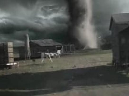 Ice Break Film Ad -  Tornado