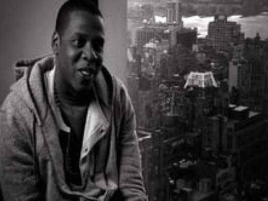Absolut Film Ad -  Jay-Z