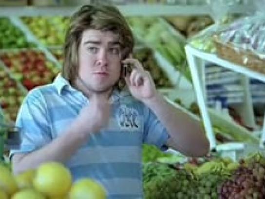 Comtel Film Ad -  Supermarket