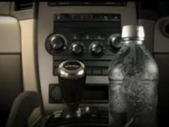 Jeep Film Ad -  Water bottle