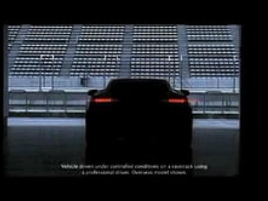 Lexus Film Ad -  Supercar announced