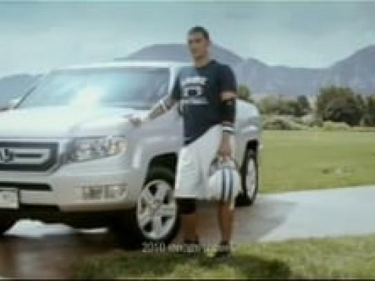 Honda Film Ad -  Loves a Honda