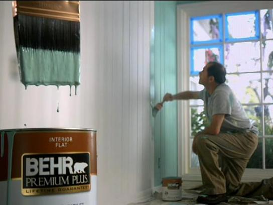 The Home Depot Film Ad -  Paint