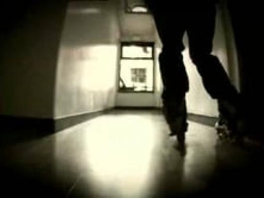 Mennen Film Ad -  Roller skating