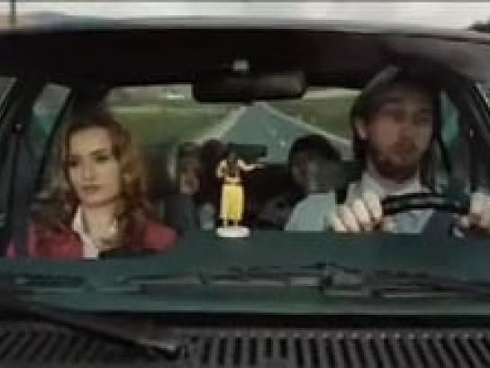 McDonald's Film Ad -  Are we there yet?