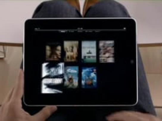 Apple Film Ad -  Meet iPad