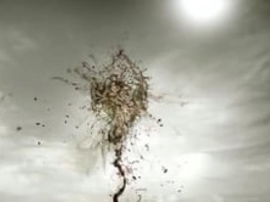 Mercedes Film Ad -  Fireworks