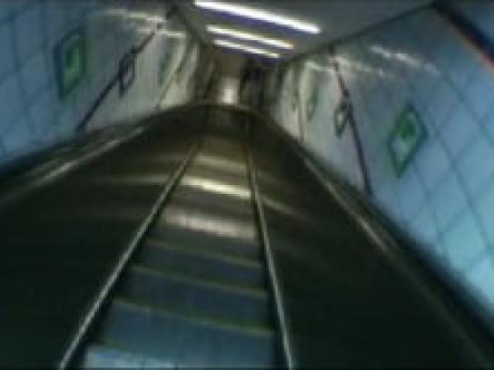 Mountain Dew Film Ad -  Train