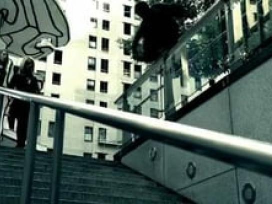 Nike Film Ad -  The Getaway