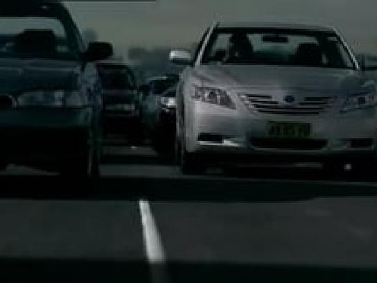 NRMA Film Ad -  Alone