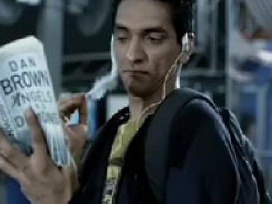 Colgate Film Ad -  Naughty boy