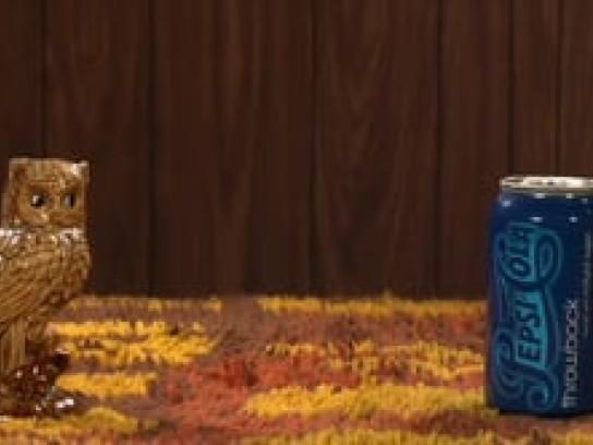 Pepsi Film Ad -  Owl