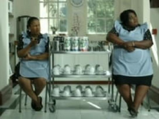 Parmalat Film Ad -  Tea Ladies