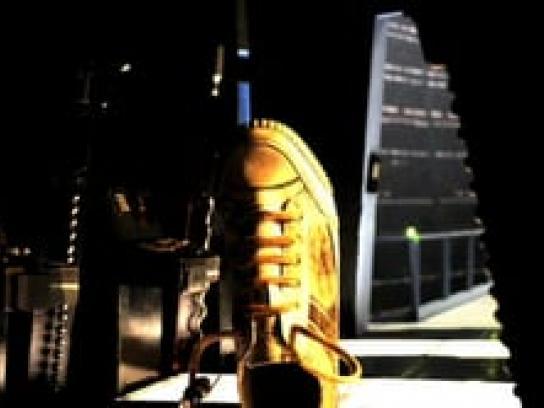 PET Recycling Film Ad -  PET Vader vs Luke Sneaker