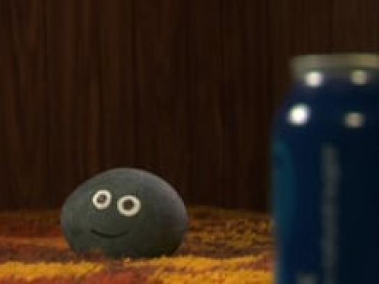 Pepsi Film Ad -  Pet rock