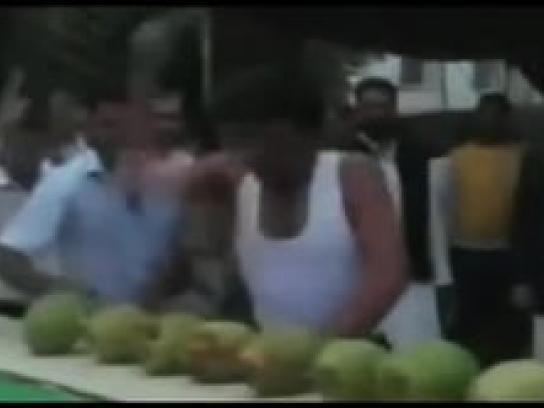 Pizza Hut Film Ad -  Amazing coconut cracking