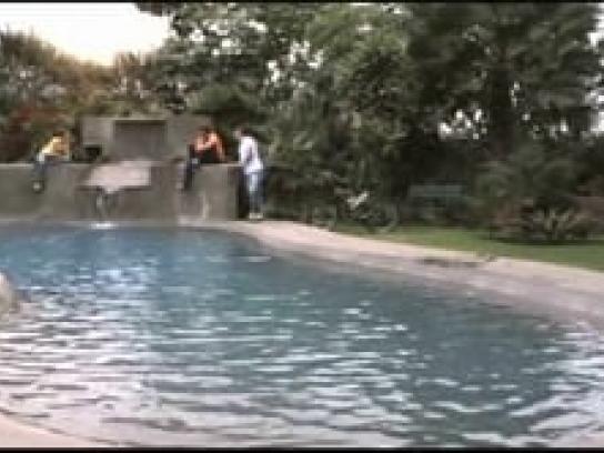 Mennen Film Ad -  Pool Skater