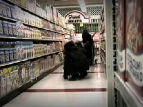 Cheerios Film Ad -  The Gorilla