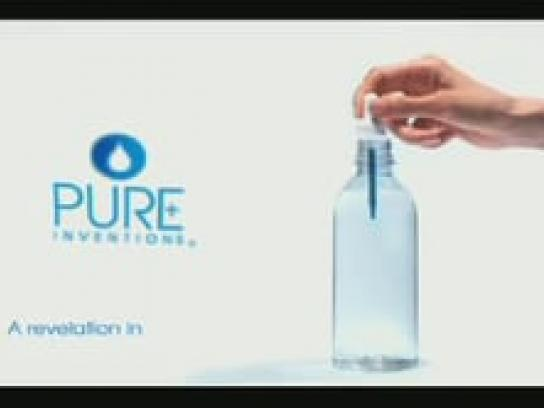 Pure Inventions Film Ad -  Rainbow