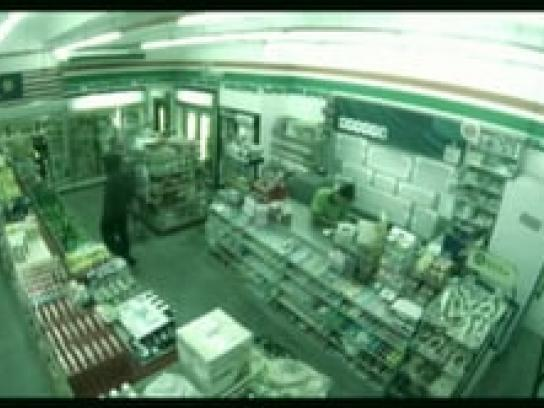 Quick & Easy Film Ad -  Shoplifter
