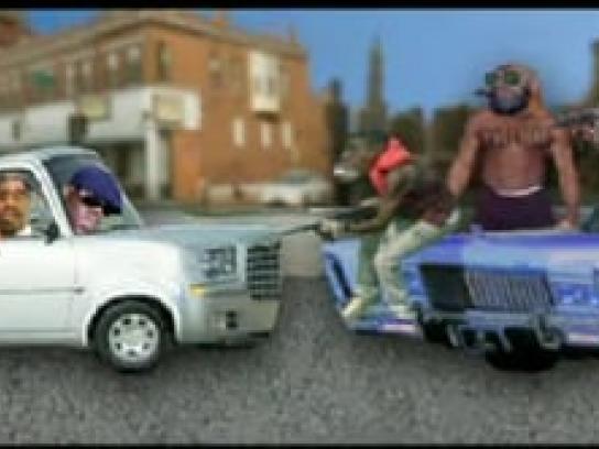 Nova Film Ad -  Rap