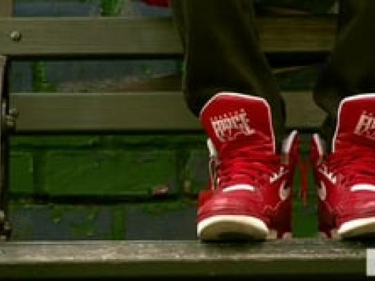 MTV Film Ad -  Generation Youth, Retro kidz