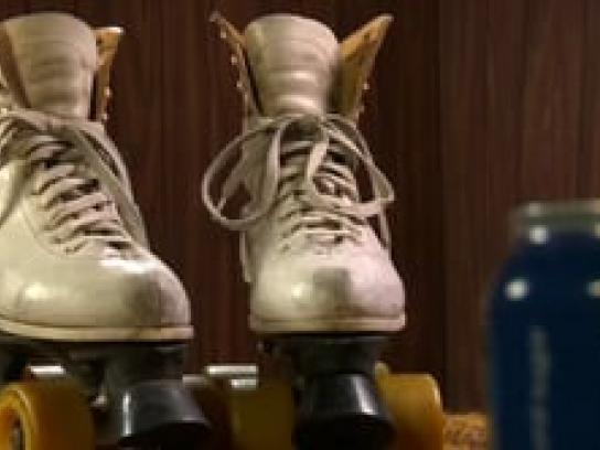 Pepsi Film Ad -  Roller skate