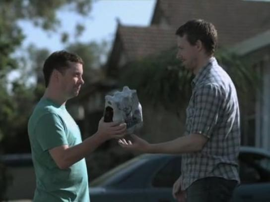 Tooheys Film Ad -  SMS