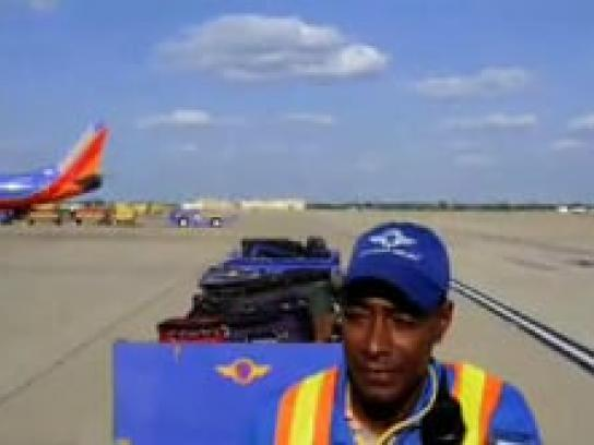 Southwest Airlines Film Ad -  Grab Your Bag, It's On - Paul