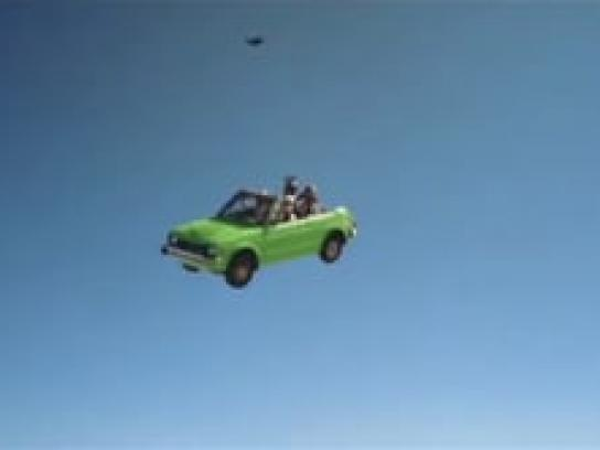 HowStuffWorks.com Film Ad -  Skydive