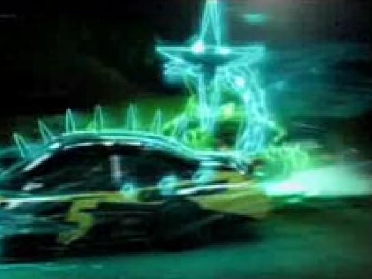 Sprint Film Ad -  Speedway