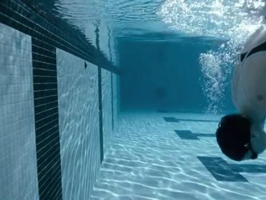 Paralympic Games Film Ad -  Stephanie Dixon Swimming
