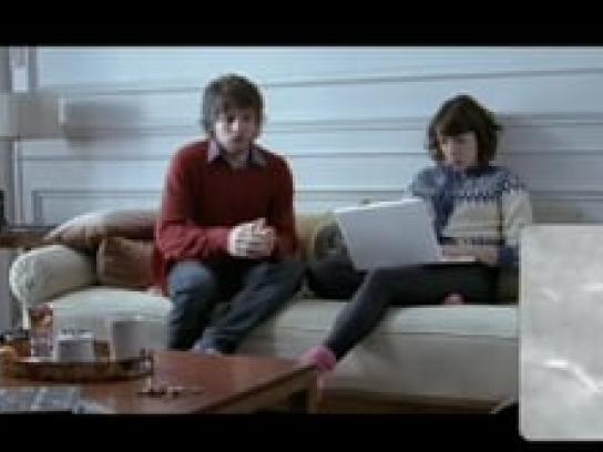 Cadbury Film Ad -  You're right!