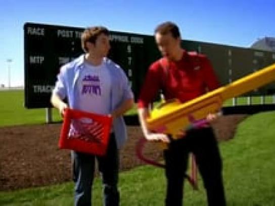TrackPack PA Film Ad -  Horseshoe Giveaway