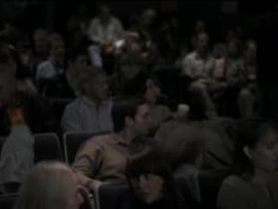 Vancouver International Film Festival Film Ad -  Seat saver
