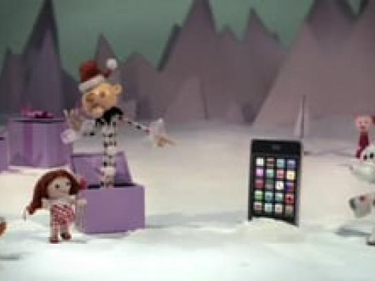 Verizon Film Ad -  Misfit Toys