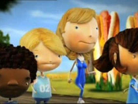 Zilveren Kruis Film Ad -  Healthy kids