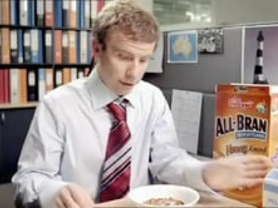 Kellogg's Film Ad -  Tall Jan