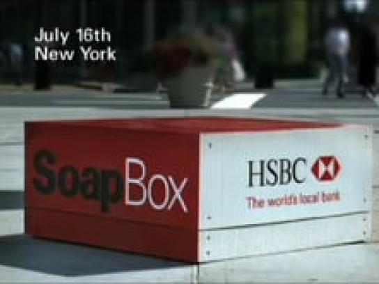 HSBC Print Ad -  Soapbox Immigration